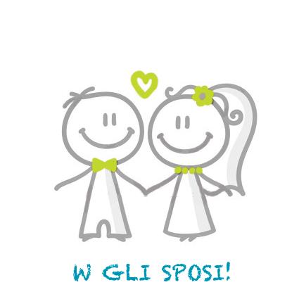 W gli sposi for Sposi immagini