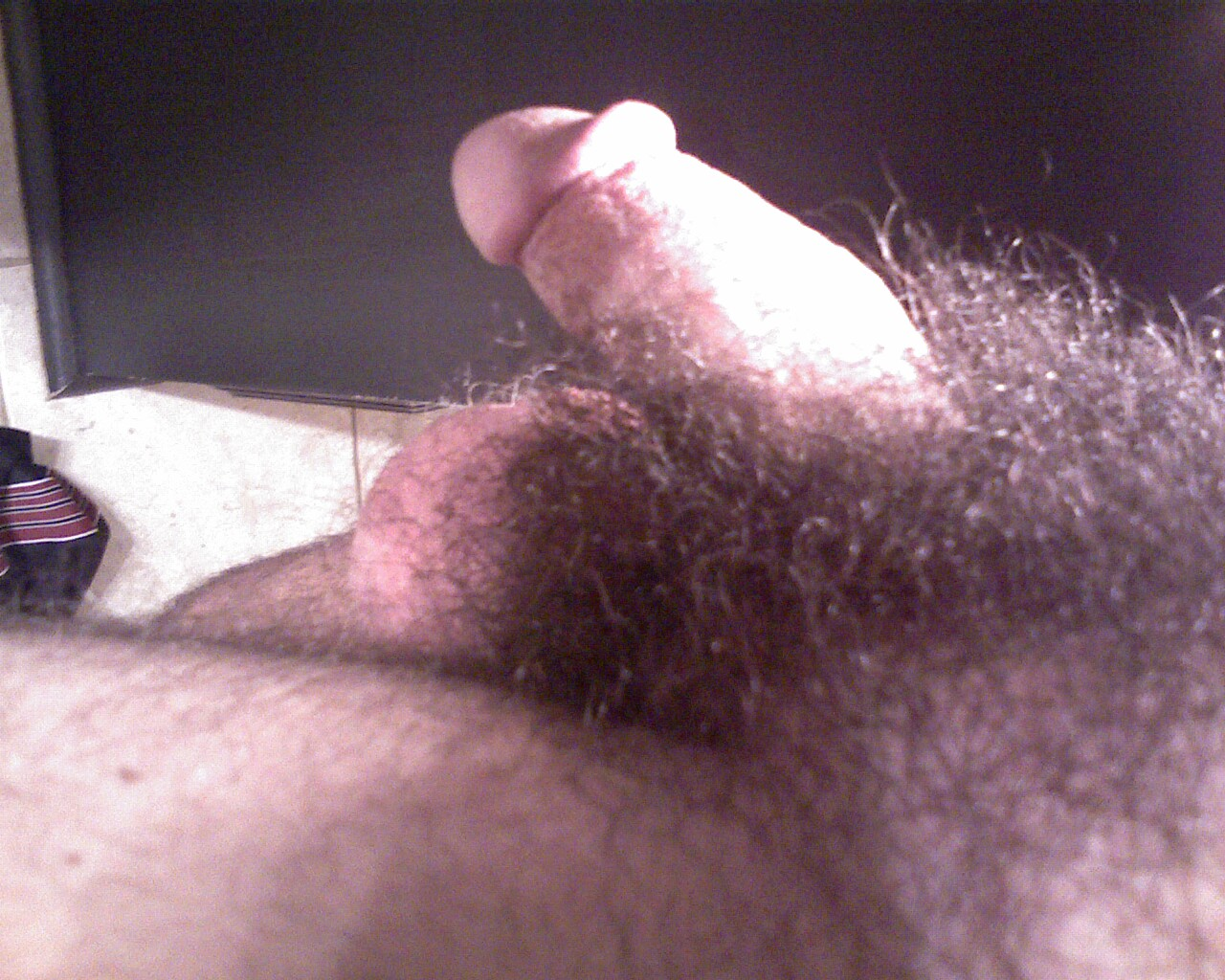 Old Hairy Penis 97