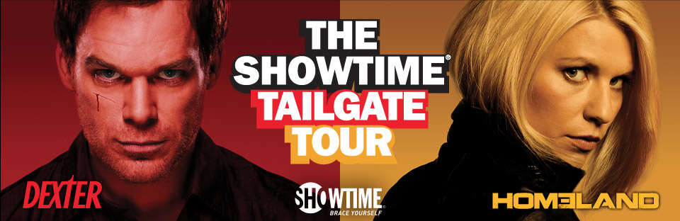 Showtime Tailgate Tour