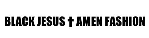 Jesus is the new black.