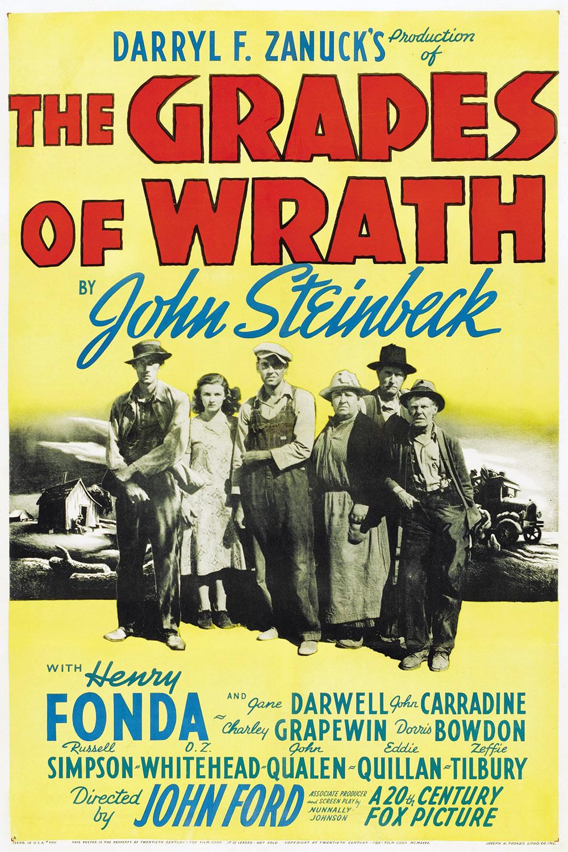 John Steinbeck's bitter fruit