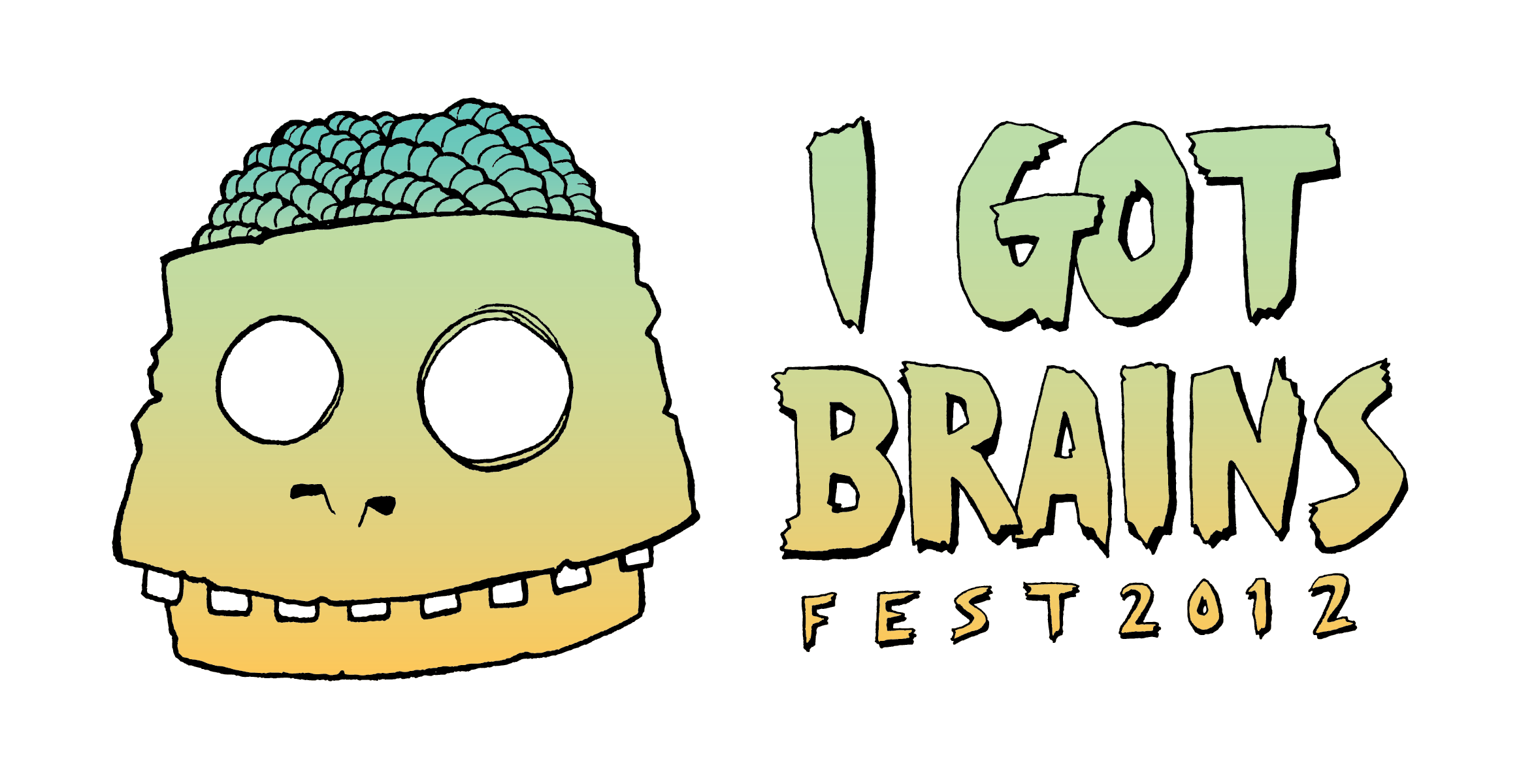 I Got Brains Fest Logo