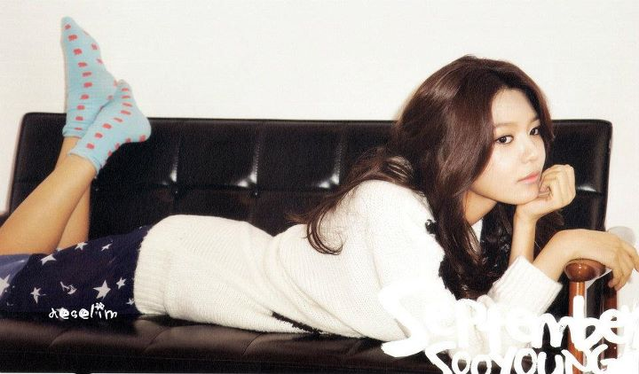 Snsd sooyoung girls generation