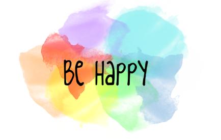 Happy Tumblr Be Happy