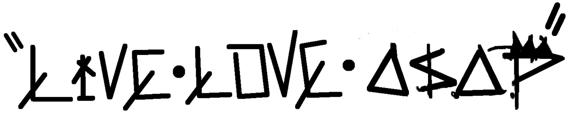 Live Love Asap Logo Live.love.asap