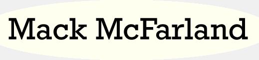 Mack McFarland