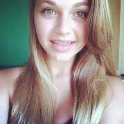 Maddy, from the Bay Area, CA. 15 years young. Sophomore. Taken.