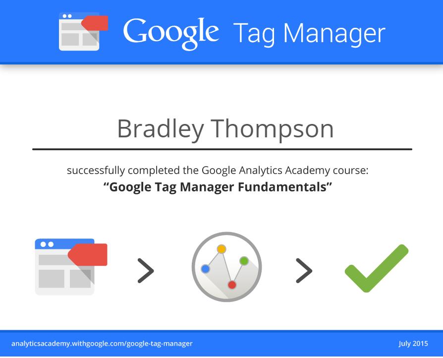 Twin Cities Seo Professional Bradley Thompson