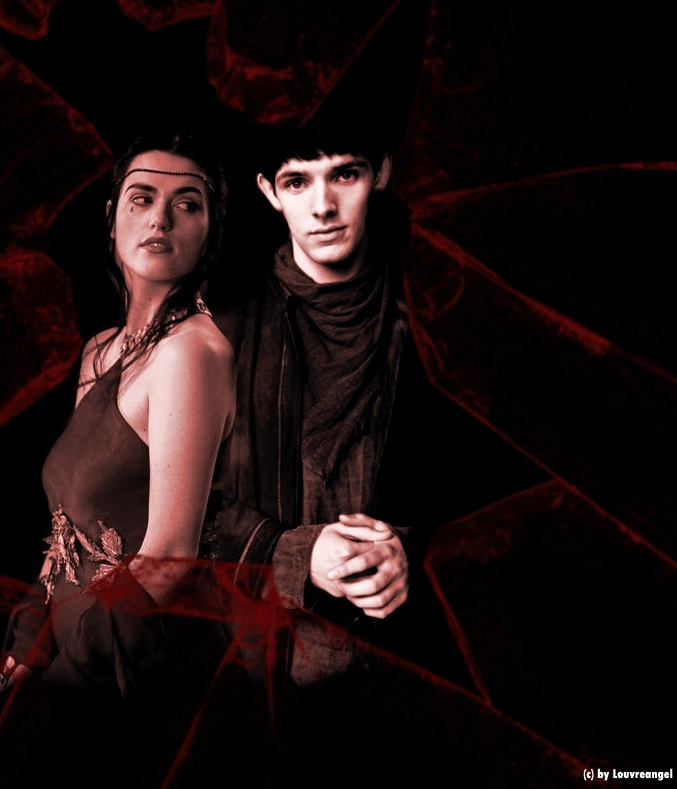 merlin and morgana relationship fanfiction