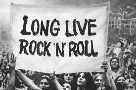 It s only rock and rol...
