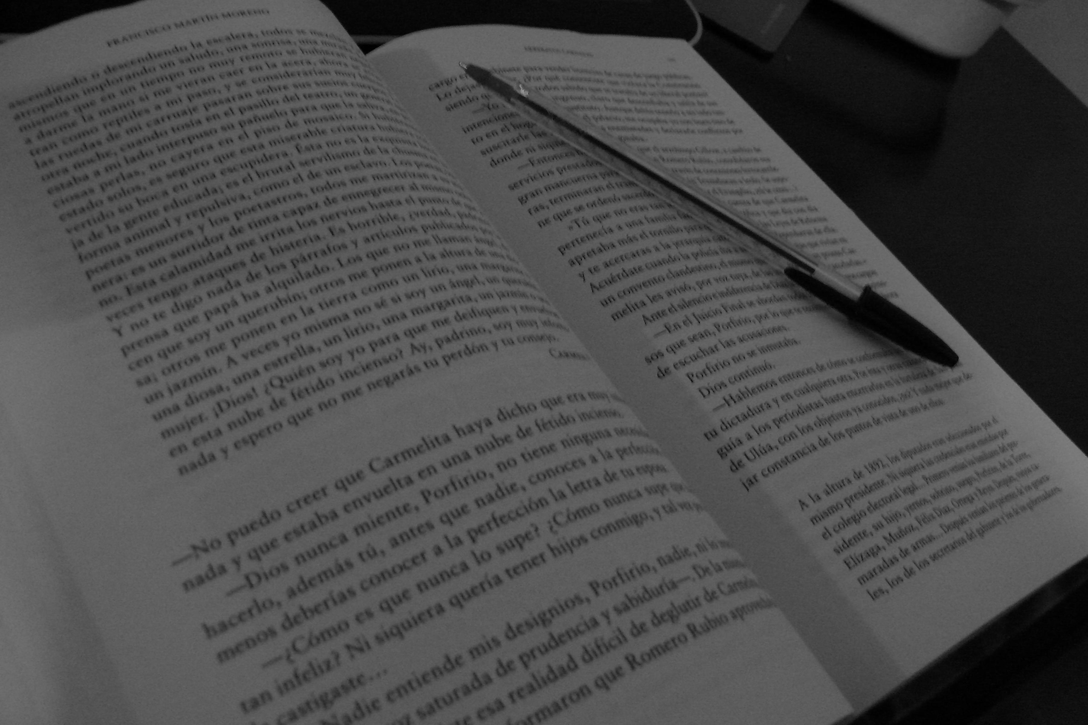 Es momento de leer y conmoverse...