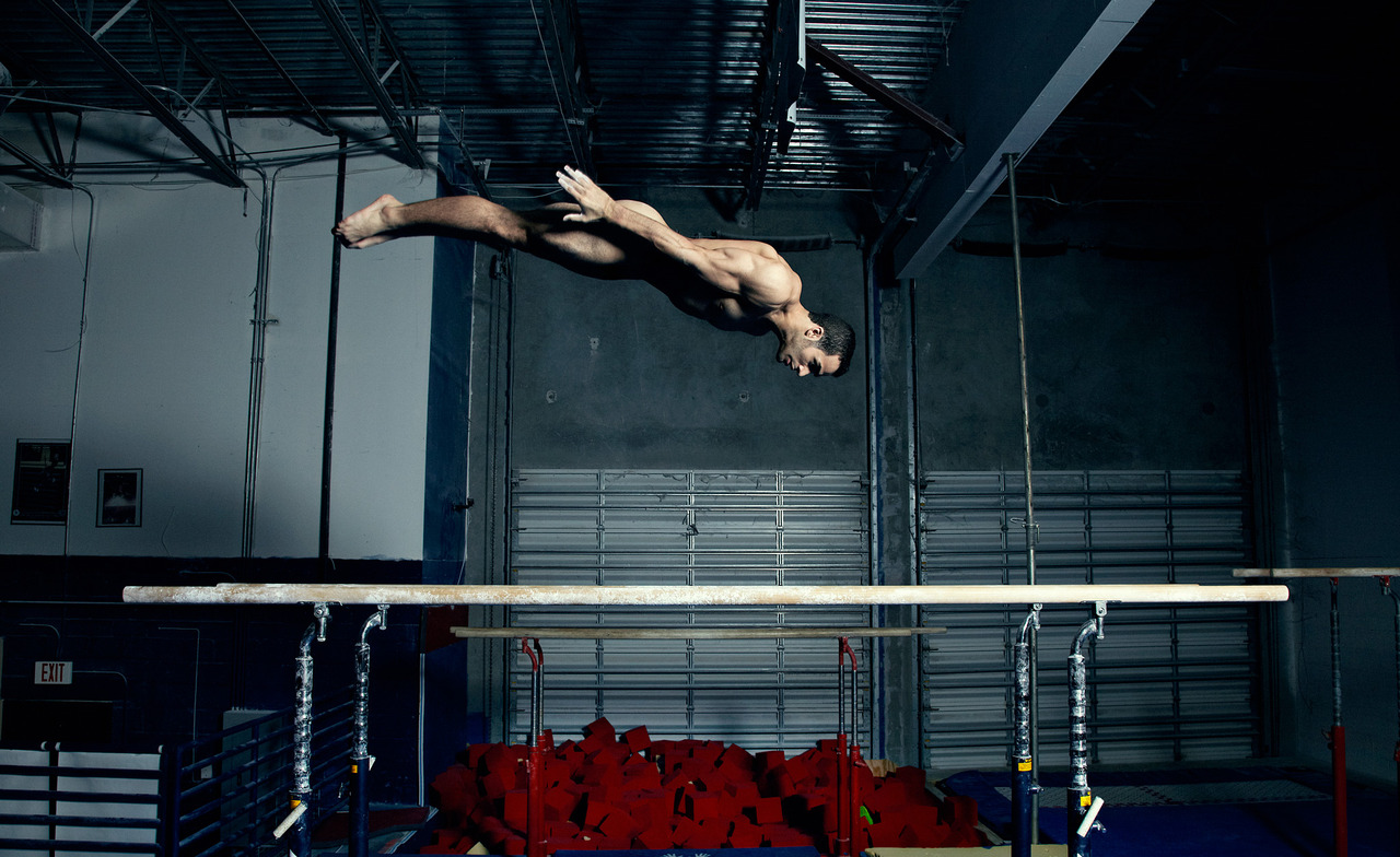 Ashton eaton espn body issue