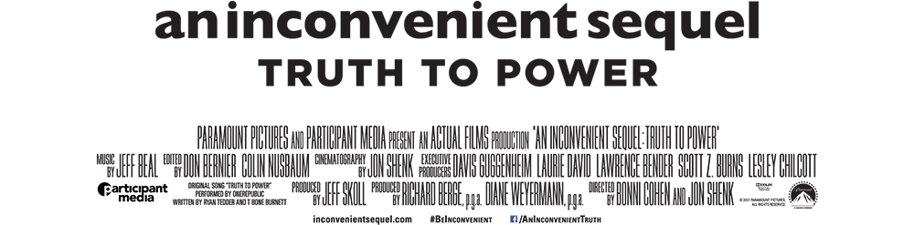 An Inconvenient Sequel Truth To Power Dvd Blu Ray And Streaming