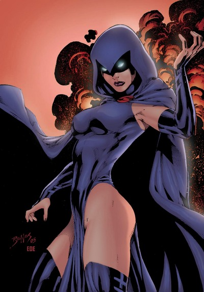 A fanblog/rp blog of Raven from the Teen Titans.