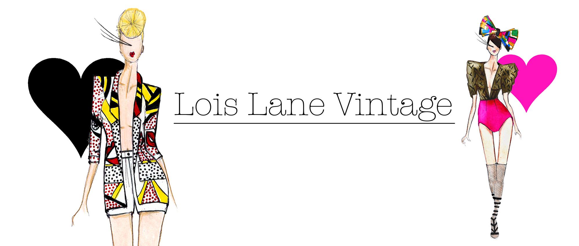 Lois Lane Vintage