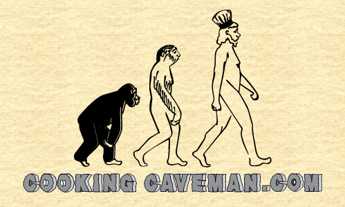 Cooking Caveman with Jeff Nimoy