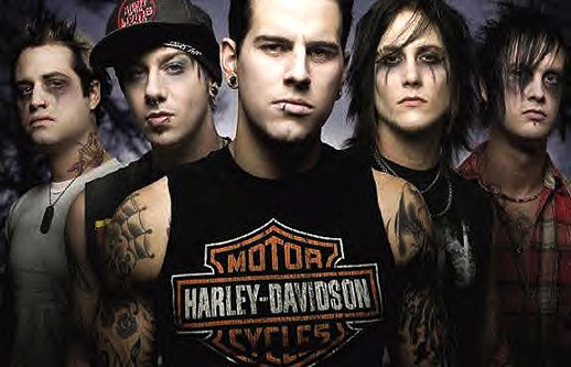 Heavy hand sevenfold