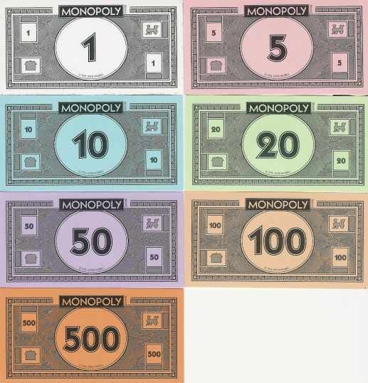 Nuevo billete de 100 argentina taringa for Monopoly money templates
