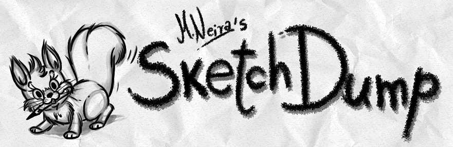 My Sketch Dump
