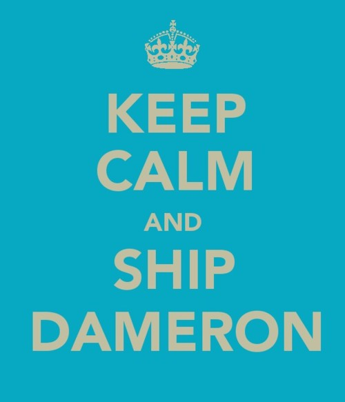 Dameron - I love you