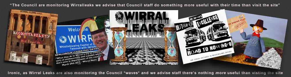 WIRRAL LEAKS