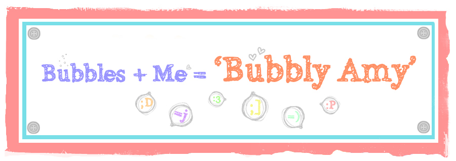 Burst the Bubbles~