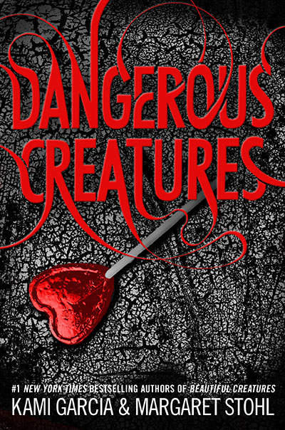Dangerous Creatures bookcover
