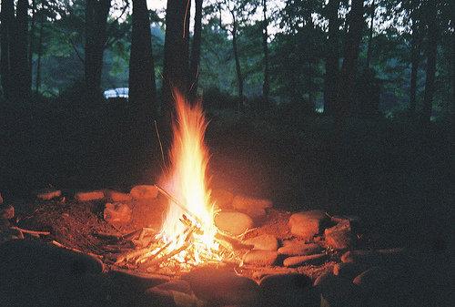 Campfire Gif Tumblr