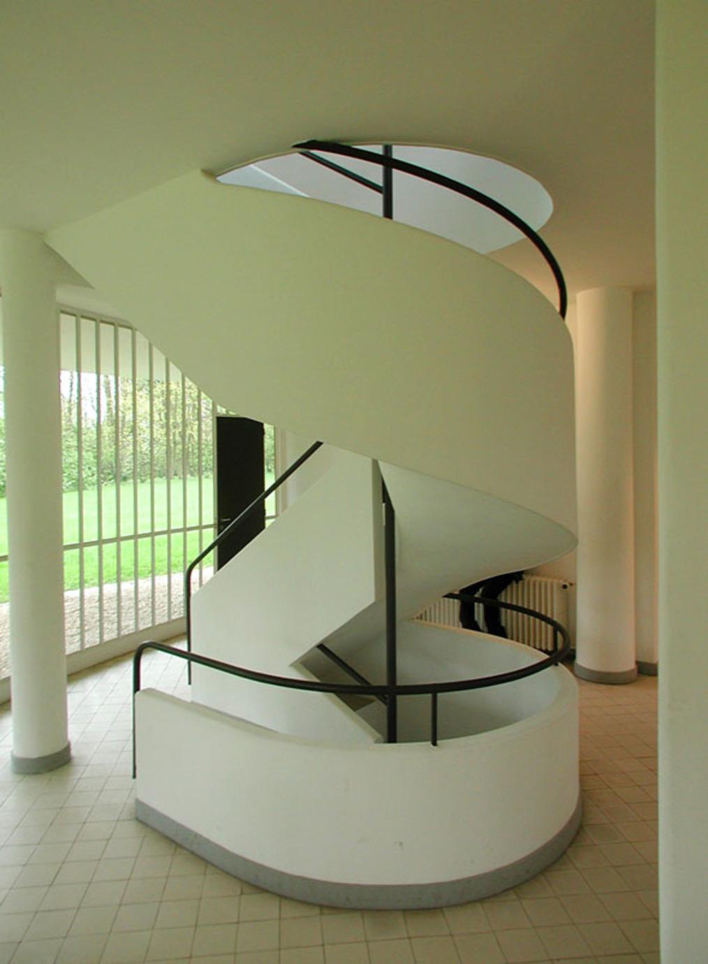 Bread pty ltd sublime design le corbusier 39 s villa savoye for 5 points corbusier