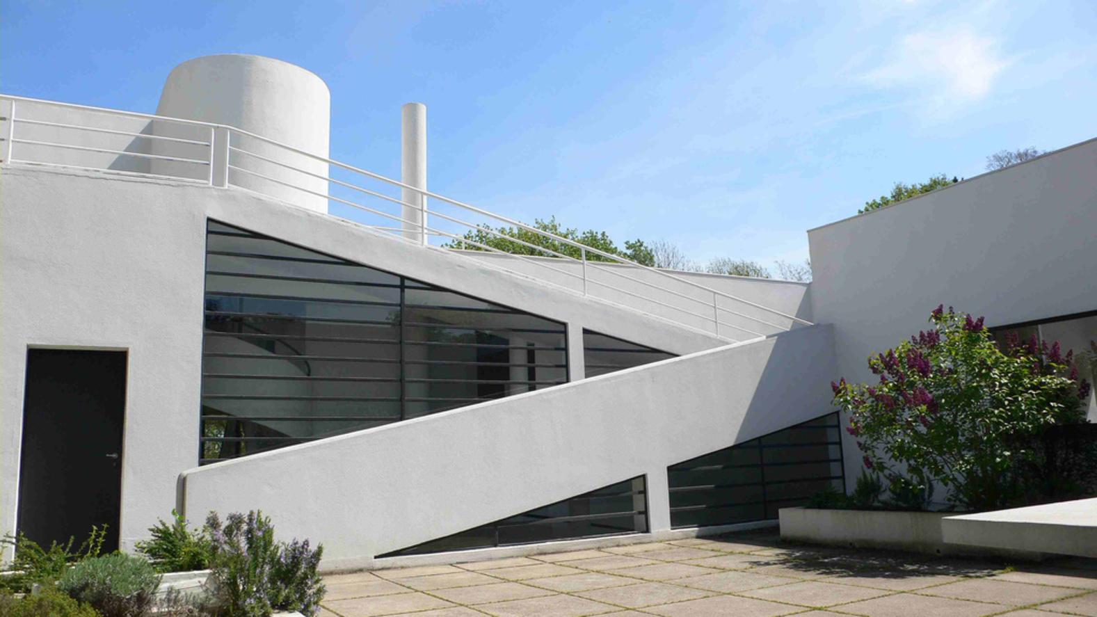 Bread pty ltd sublime design le corbusier 39 s villa savoye - Le corbusier villa savoye ...