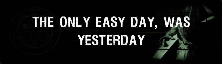 The Only Easy Day Was Yesterday Wallpaper Navy Seals The Only Easy Day ...