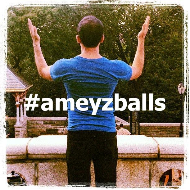 #ameyzballs