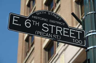 Austin 6th Street