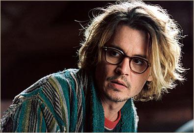Harry Potter, Johnny Depp, 21 Jump Street, Easy A, Helena Bonham Carter,