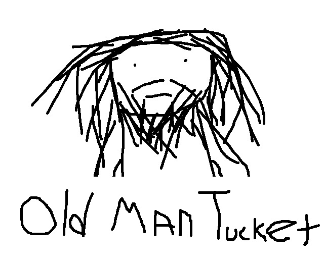 Old Man Tucket