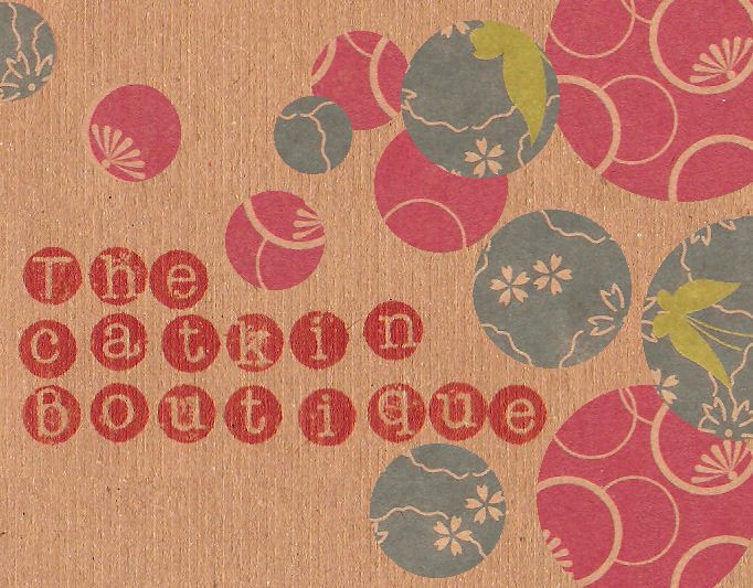 The Catkin Boutique Blog