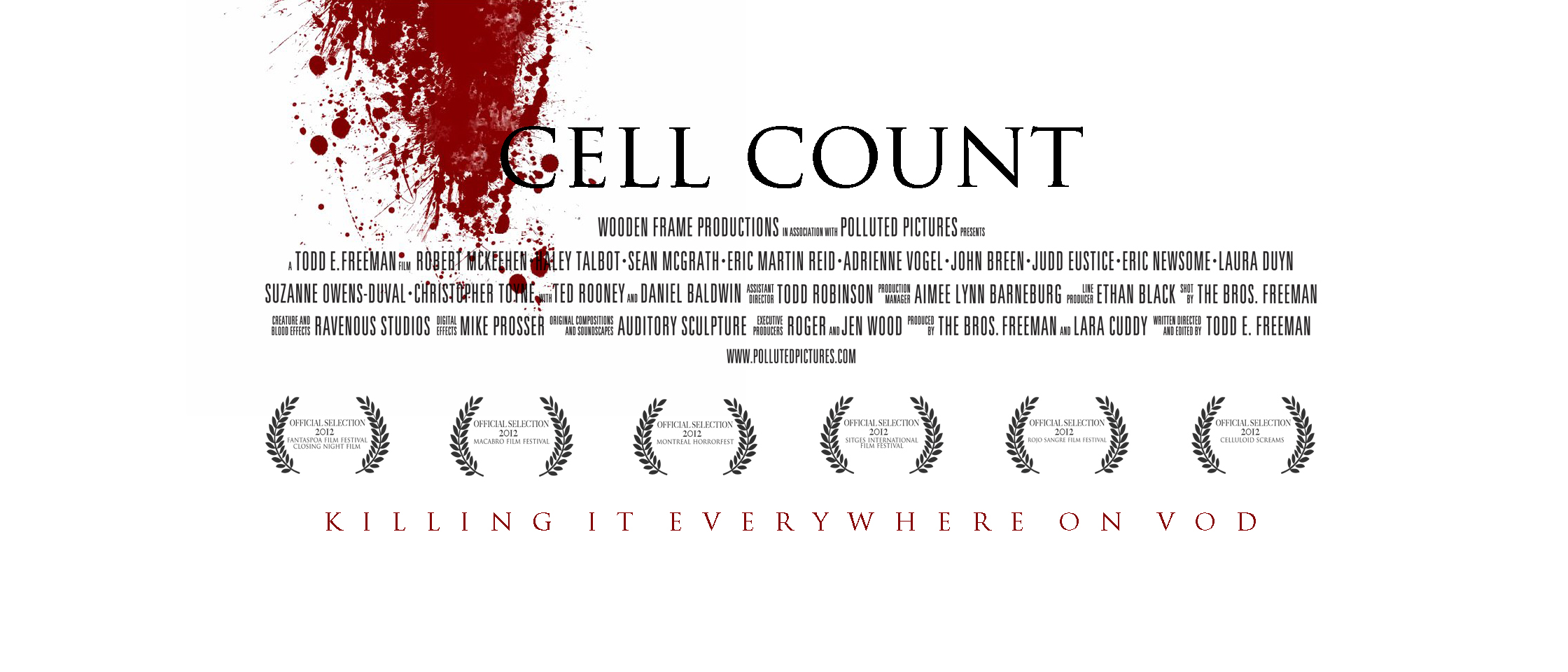 #CellCount