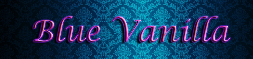 Shop Blue Vanilla