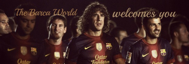 Barca World 2012.