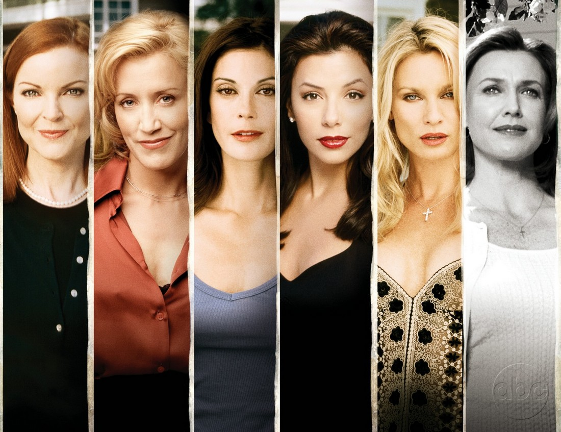 Which Desperate Housewive Are You