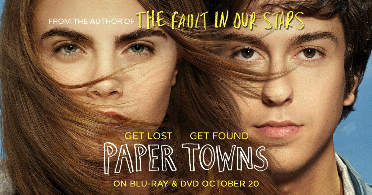 Paper towns review movie