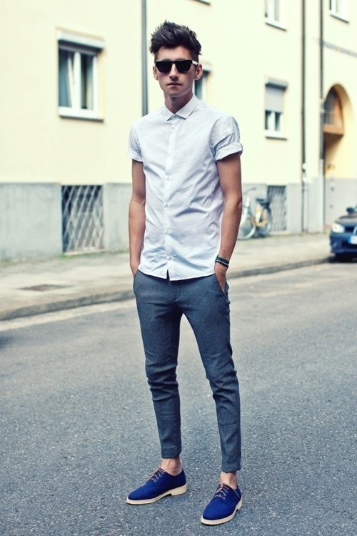 Men Fashion Blogger Stylize The Men