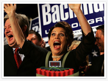 Bachmann Said What??