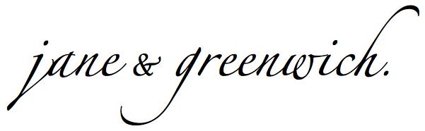 jane & greenwich.