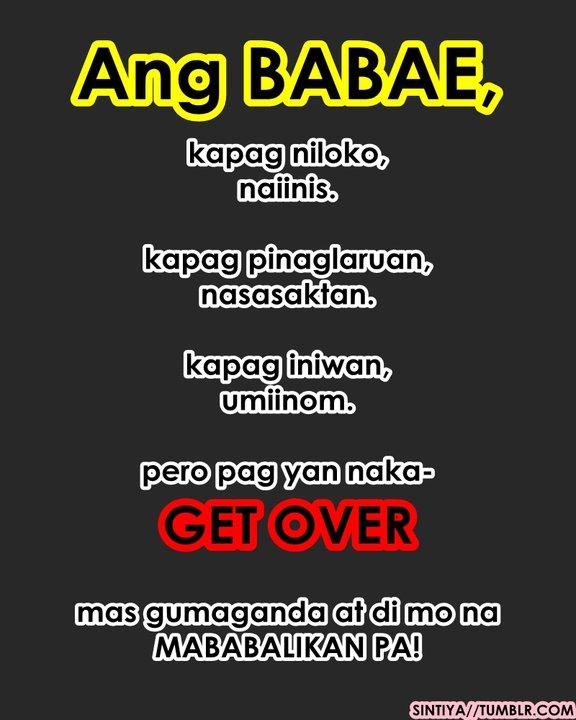 Tagalog Jokes Text Messages