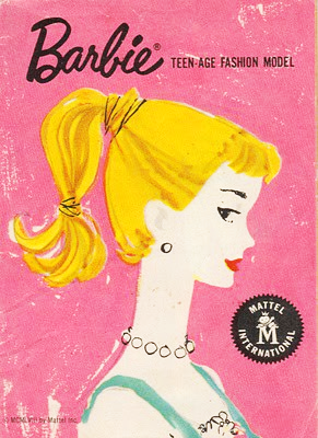 Image result for barbie vintage ad