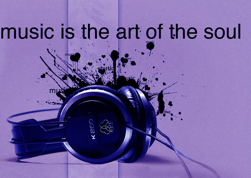 all music is beautiful.