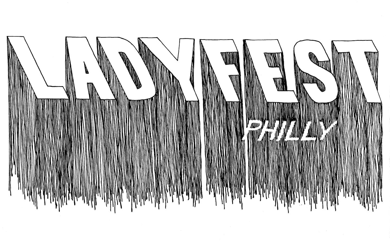 ladyfest logo
