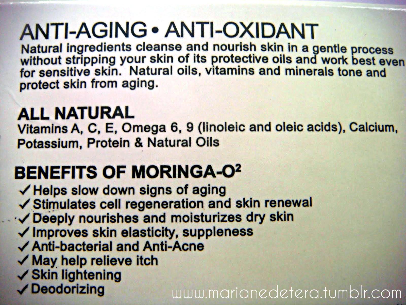 Moringa Oil Skin Benefits images