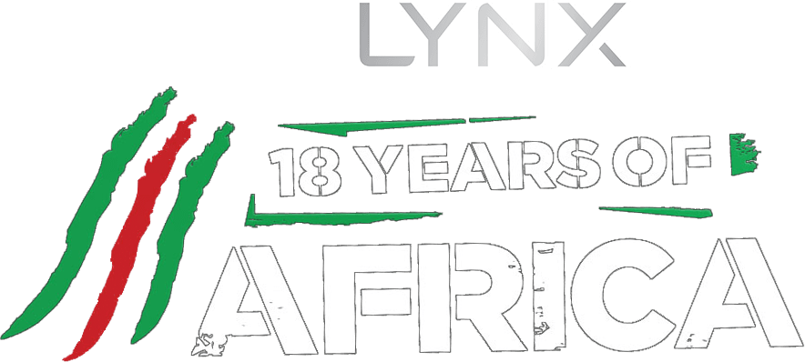 Lynx 18 years of Africa